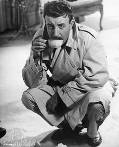 Peter Sellers in THE PINK PANTHER, 1963 At the Avon 10/9/14