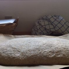 Spelled and wheat bread before baking Bread, Throw Pillows, Baking, Home, Toss Pillows, Cushions, Brot, Bakken, Ad Home