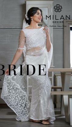 Christian Wedding Sarees, Christian Bride, Couple Wedding Dress, Wedding Couples, Wedding Dresses, Bridal Sarees, Saree Wedding, Low Key Wedding, Banarsi Saree