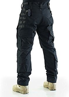 ZAPT Breathable Ripstop Fabric Pants Military Combat Multi-Pocket Molle Tactical Pants with EVA Knee Pads Mens Tactical Pants, Tactical Wear, Tactical Clothing, Look Fashion, Mens Fashion, Combat Gear, Denim Jacket Men, Outdoor Outfit, Cargo Pants