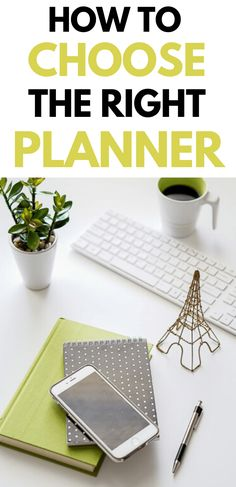 How to choose the right planner for you Free Planner, Planner Template, Printable Planner, Printables, Types Of Planners, Best Planners, Planning And Organizing, Planning Your Day, Home Binder
