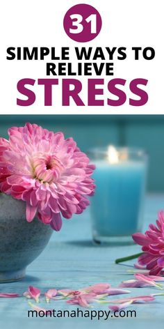 Modern life has us thinking that living a stressful life is just part of status quo. Chronic stress can wreck our health and take away our joy. Try some of these stress relief activities to see if they help you. Coping With Stress, Dealing With Stress, Holistic Wellness, Wellness Tips, Anxiety Relief, Stress Relief, Ways To Relieve Stress, Spiritual Health, Mental Health