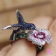 Hopi, Boucheron - amzn.to/2goDS3g - jewelry womens necklace ring - http://amzn.to/2hR83wC