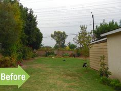 Before & After: A Tired Backyard is Brought Back to Life Today we're visiting a backyard transformation by a Jerry Galanti, who you may remember from last summer. I published two … Lawn And Garden, Garden Paths, Garden Makeover, English Country Gardens, Perfect Foundation, Garden Inspiration, Garden Ideas, Garden Design, New Homes