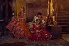 You Can Now Shop Pakistani Bridal Lehengas From Indian Designers! Indian Photoshoot, Bridal Photoshoot, Bridal Shoot, Indian Dresses, Indian Outfits, Pakistani Designers, Indian Designers, Traditional Wedding Attire, Latest Bridal Dresses
