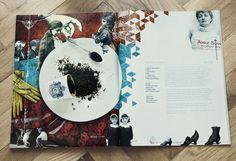 Editorial illustration - KUKBUK magazine
