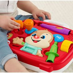 Check out the Laugh & Learn Puppy's Check-Up (FGW19) at the official Fisher-Price website. Explore the world of Laugh & Learn today!