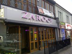 Zarooj (The Grill Restaurant), Ilford.