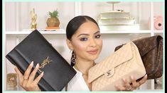 Best & Worst Luxury Handbags CHANEL, YSL, GUCCI, LOUIS VUITTON | Diana S...