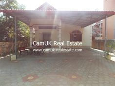 $400 Per month - Villa for Rent in Siem Reap – Svay Dangkum