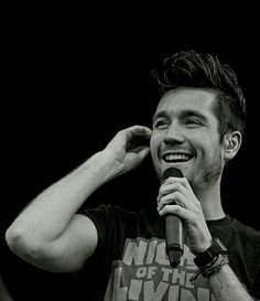 Dan smith from Bastille and his smile ▲▲▲▲