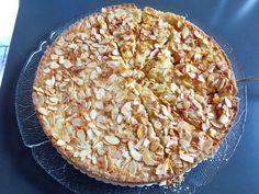 Mandelkuchen Apple Pie, Desserts, Food, Almonds, Oven, Treats, Food Portions, Sheet Metal, Day Care