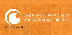 Crunchyroll - Anime and Drama v1.1.8 [Suscrito]  Domingo 25 de Octubre 2015.By: Yomar Gonzalez ( Androidfast )   Crunchyroll - Anime and Drama v1.1.8 [Suscrito] Requisitos: Android 4.0 y hasta Descripción: Mira más de 25.000 episodios y 15.000 horas de la última y más caliente del Anime de 1 hora después de la emisión de televisión!  Ahora con soporte Chromecast  Disfrute de la temporada actual y ponerse al día con los episodios clásicos de sus programas favoritos como Naruto Shippuden…