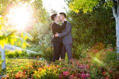 same sex gay wedding photography pittsburgh santa barbara