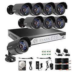 Special Offers - Zmodo 8CH HDMI 960H DVR 700TVL Night Vision IR Outdoor Indoor CCTV Surveillance Home Video Security Camera System 1TB Hard Drive Scan QR Code Easy Remote Access in Seconds - In stock & Free Shipping. You can save more money! Check It (September 09 2016 at 10:54AM) >> http://motionsensorusa.net/zmodo-8ch-hdmi-960h-dvr-700tvl-night-vision-ir-outdoor-indoor-cctv-surveillance-home-video-security-camera-system-1tb-hard-drive-scan-qr-code-easy-remote-access-in-seconds/