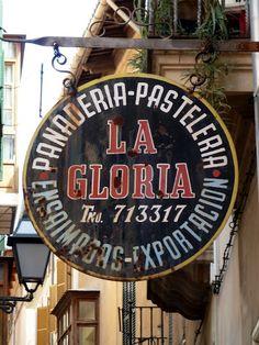 Panadería Pastelería La Gloria, Palma
