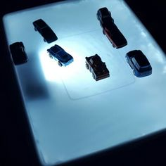 Light Table Activity