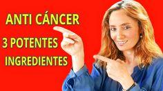 Tres ingredientes muy potente para ayudar contra el cáncer descúbrelos en mi blog http://www.pilarnature.com/blog/?p=2171