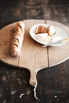 cheese board - french rnd