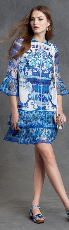 Dolce & Gabbana FW 2016 | House of Beccaria~