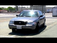 LASD Update:  Police Vehicle Training, Inmate Video Visitation System
