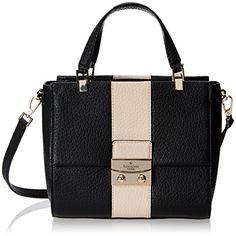 kate spade new york Chelsea Square Bennett Top Handle Bag, Black/Pebble, One Size kate spade new york http://www.amazon.com/dp/B00MXXWZOG/ref=cm_sw_r_pi_dp_xvuWub1ZAJH50