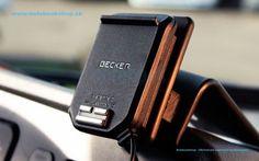 Aktívny držiak pre GPS Becker MagClick s TMC anténou - Aktívny držiak do auta pre GPS navigácie Becker Ready, Active, Professional, Transit pre bezpečné upevnenie na palubnú dosku alebo systémom ProClip. Držiak je vhodný pre všetky typy navigácii Becker so systémom MagClick. Kolíska MagClick umožňuje jednoduché vkladanie a vyberanie navigácie s držiaka. GPS navigácia je automaticky napájaná od okamihu, keď ju vložíte do držiaka. Podpora napätia 12/24V. Držiak obsahuje zároveň aj TMC anténu…