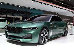 La concept Novo è una berlina dalle dimensioni contenute: alcuni elementi di stile li vedremo sulle Kia di produzione.