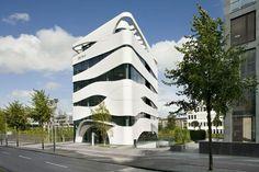 The Otto Bock Building / Gnädinger Architects