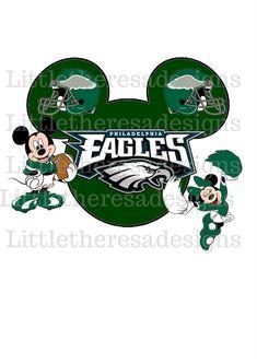 Philadelphia Eagles Hello Kitty Drawstring Backpack Team Color