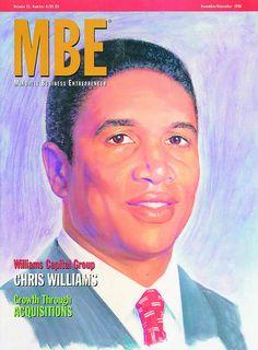MBE Magazine November 1998 | #EPI #MBEmag #Entrepreneur #Procurement #SupplierDiversity
