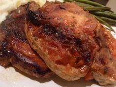 Salsa & Lime Pork Chops - Ketogenic Diet - http://bestrecipesmagazine.com/salsa-lime-pork-chops-ketogenic-diet/