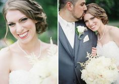 Cindy   Nate: A Real Wedding