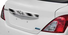 Rear Trunk Garnish #NissanCars #OriginalAccessories  For More:  https://goo.gl/Uq5cgl  #NissanAccessories #RearTrunkGarnish #CarAccessories