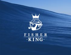 The Fisher King, Logo Branding, Logos, King Logo, Graphic Design Art, Art Direction, Behance, Photoshop, Gallery