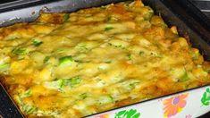 Toți vor cere porții suplimentare - budincă extraordinară cu dovlecei ti... Zucchini, Meat Diet, Polish Recipes, Strudel, Tasty Dishes, Family Meals, Mashed Potatoes, Macaroni And Cheese, Food And Drink