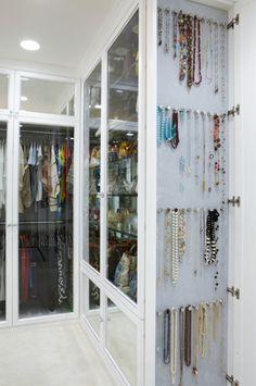 Jewelry Organization - New Years Organization - Closet
