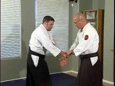 Aikido Basic Techniques: Katate Tori Hantai Ikkyo