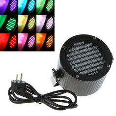 86 RGB LED Stage Light PAR DMX-512 Disco Lighting Laser Projector Party Show