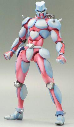 Used JoJo/'s Bizarre Adventure Ichiban Kuji Figure resin Joseph Joestar A JP F//S