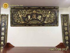 Hoành phi, câu đối - Đồ đồng thờ cúng, đồ đồng phong thủy, đồ đồng quà tặng - Đồ Đồng Đại Việt