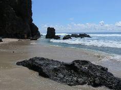 Plage de Boucan Canot (Ile de la Réunion) Saint Leu, Island, Water, Outdoor, Volcanoes, Block Island, Water Water, Outdoors, Islands