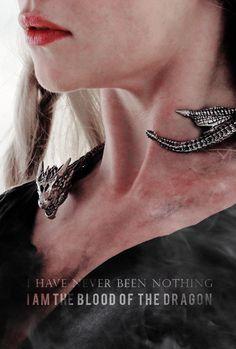 "stormbornvalkyrie: ""  ♕ Anha vosoon avvos. Anha qoy zhavvorsi. Daenerys Targaryen in Game of Thrones Season 6 """