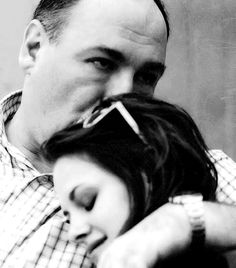 Kristen Stewart with late actor James Gandolfini in Welcome To The Rileys