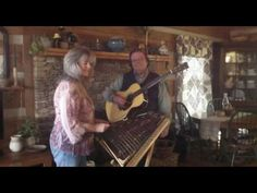 Greensleeves - Hammered Dulcimer and Guitar - Steve and Ruth Smith