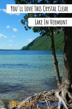 This beautiful blue lake in Vermont has the clearest water. It's on the cooler side making it less popular for swimming and more popular for scuba diving. It's also a favorite for boating and sightseeing. It's a perfect summer vacation destination. Beach Trip, Hawaii Beach, Oahu Hawaii, South Bay Area, New England Travel, Summer Travel, Beach Travel, Clear Lake, Vacation Destinations