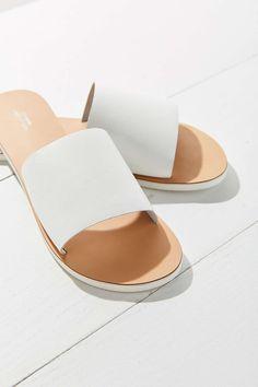 Sandales à enfiler e