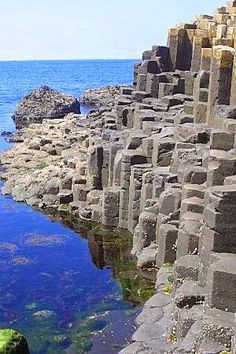 Giant's Causeway , Northern Ireland