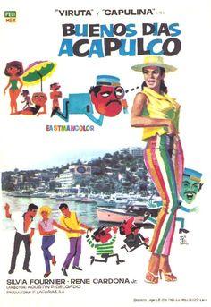 Buenos Dias Acapulco #film #poster (1964)