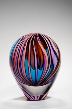 London Glassblowing Silent Auction 2015 felled trees